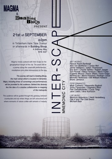 Inter-Scape Poster